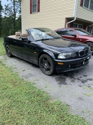 2000 BMW 323 CI - Manual for Sale in Ruther Glen, VA