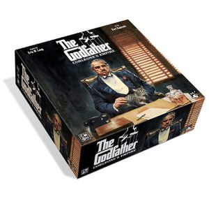 The Godfather Corleone's Empire Board Game for Sale in Melrose, TN
