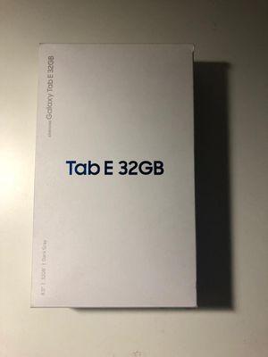 SAMSUNG GALAXY TAB E 32GB _ 8.0 for Sale in Los Angeles, CA