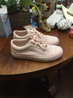 Size 9 1/2 vans $45 for Sale in Irving, TX