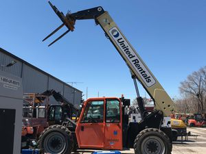 JLG 9k reach forklift for Sale in Chicago, IL
