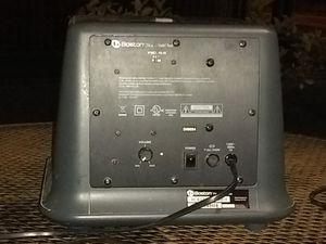 Amplifier woofer $30 for Sale in Dallas, TX