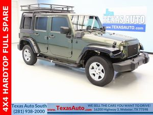 2008 Jeep Wrangler for Sale in Webster, TX