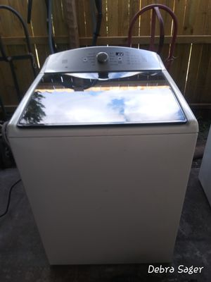 KENMORE 600 SERIES NO AGITATOR WASHER for Sale in Port Richey, FL