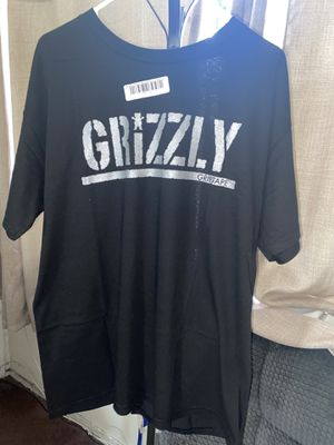 Grizzly t-shirt for Sale in Los Angeles, CA