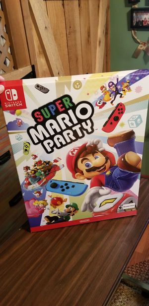 Mario Party wall hanging for Sale in Palos Heights, IL