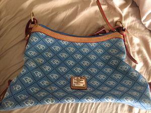 Dooney and Bourke blue handbag for Sale in Buckeye, AZ