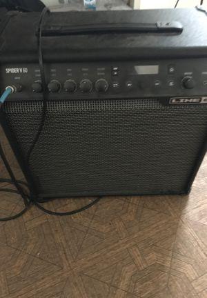 Spider V Amplifier for Sale in Coronado, CA