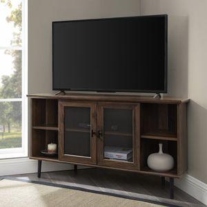 Like new Joss and Main Corner Tv Stand for Sale in Cle Elum, WA