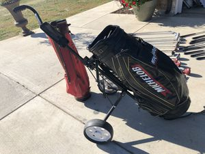 GOLF EQUIPMENT EXCELLENT CONDITIONS for Sale in Forney, TX