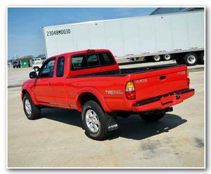 $800 4WD truck Toyota Tacoma RED GH4W for Sale in Roseville, CA