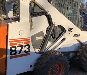Bobcat 873 Skidsteer for Sale in Herndon,  VA