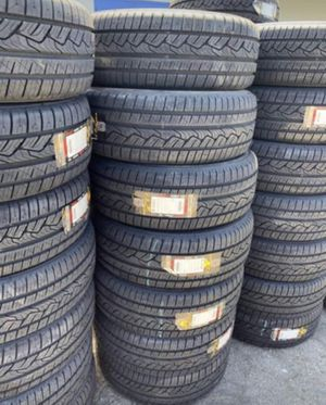 """17"""" NITTO Tires Special NITTO NT421 Q Tires Size 235/60R17 ...$99 EA for Sale in Westminster, CA"""