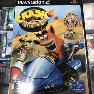 Crash Nitro Kart Ps2 $25 Gamehogs 11am-7pm for Sale in Bell Gardens, CA