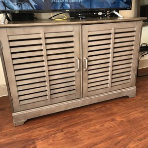 TV Entertainment Stand for Sale in Houston, TX