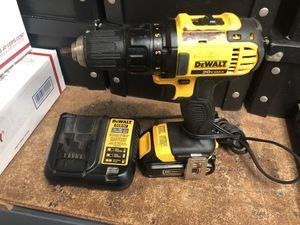Drill, Tools-Power Dewalt 20V Drill W/Charger & Battery ... Negotiable for Sale in Baltimore, MD