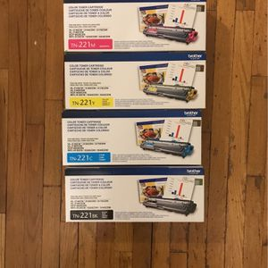 NEW Brother TN-211M Ink Cartridges for Sale in Brooklyn, NY
