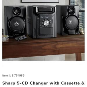 Sharp Stereo Sound System for Sale in Brooklyn, NY