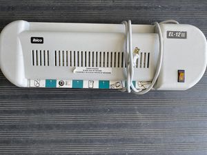 Ibico EL-12 II Laminating Machine for Sale in Tustin, CA