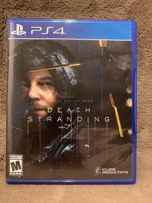 Death Stranding (PS4) for Sale in Cocoa, FL