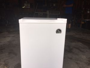 Igloo mini refrigerator 3.2 cubic feet used in very good condition with few minor dents and not used much. Asking $100 for Sale in Columbus, OH