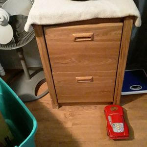 This is A 2 Drawer and Need to Get Rid of It Won't Deliver for Sale in Houston, TX