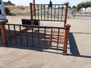 King size bed frame for Sale in Orosi, CA