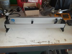 Dewalt table saw fence dw745 for Sale in Hemet, CA