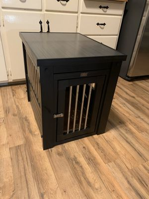 EcoFlex small dog crate/ End Table for Sale in Stockton, CA