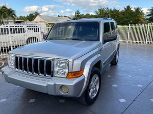Jeep 2008. 4x4. Cash only. No trade for Sale in Miami Gardens, FL
