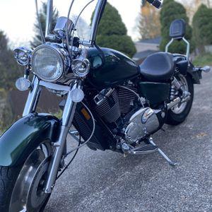 2002 honda vt1100c2 for Sale in Kent, WA