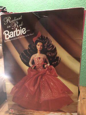 Radiant in Red Barbie for Sale in Stockton, CA