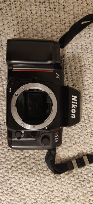 Nikon N8008 AF with 28-85mm F3.5 lens for Sale in Ithaca, NY