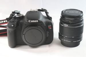 Canon EOS T3i for Sale in Smyrna, GA