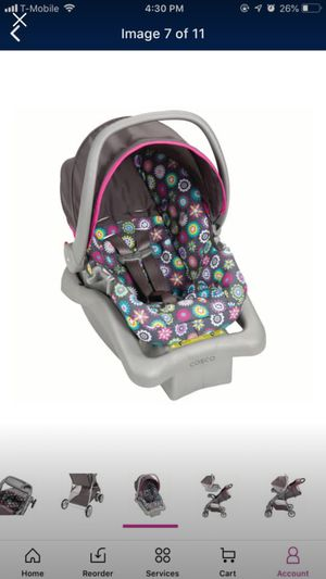 Infant car seat for Sale in Wheeling, IL