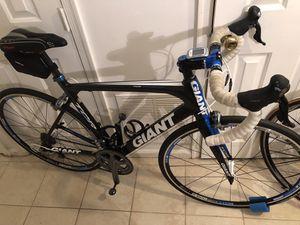 Giant TCR Advance 1 Full Carbon Road Bike OBO - $1500 for Sale in Woodbridge, VA
