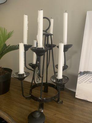 Antique 8 Real Candle Candelabra or Chandelier for Sale in Nashville, TN