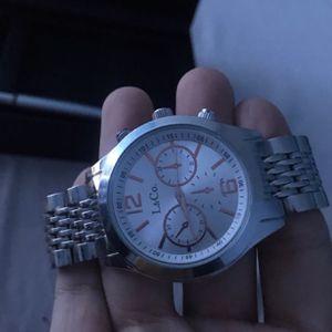 L&Co Silver Men's Watch for Sale in Orlando, FL