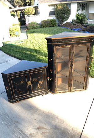 Cabinet. Corner stacking cabinet. Free for Sale in Arcadia, CA