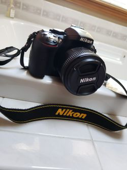 NIKON D5300 BODY ONLY for Sale in Kent,  WA