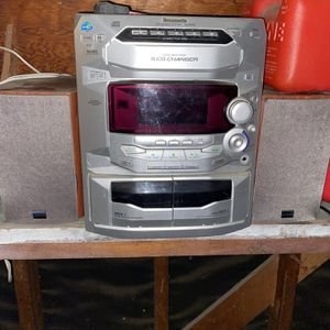 Mini Stereo System for Sale in Stockton, CA