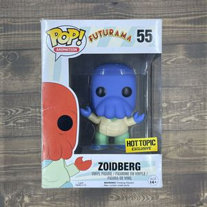 Funko Pop 55 Zoidberg - Futurama Collectible for Sale in Gansevoort, NY