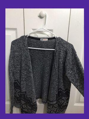 Grey Cardigan for Sale in Manassas, VA