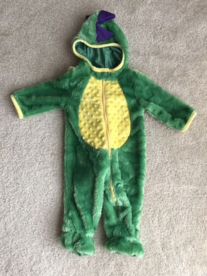 Kids Dragon Halloween Costume - 6 to 9 months for Sale in Alexandria, VA