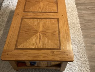 Wooden Coffee Table For Sale for Sale in San Diego,  CA