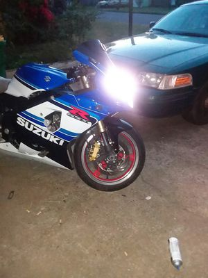 2005 Suzuki gsxr 600 20th anniversary edition $4,000 obo or trade for Sale in Hillsboro, OR