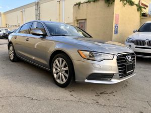 Audi A6 Premium 2015 Título Limpio for Sale in Hialeah, FL