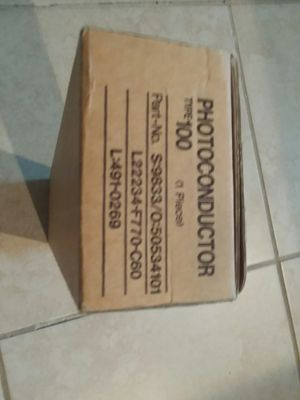 Ricoh Photoconductor Type 100 Printer Part for Sale in Tampa, FL