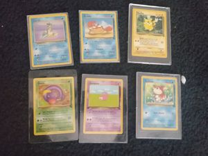 Pokemon first edition for Sale in Surprise, AZ