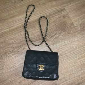 Vintage rope chain Chanel bag for Sale in Los Angeles, CA